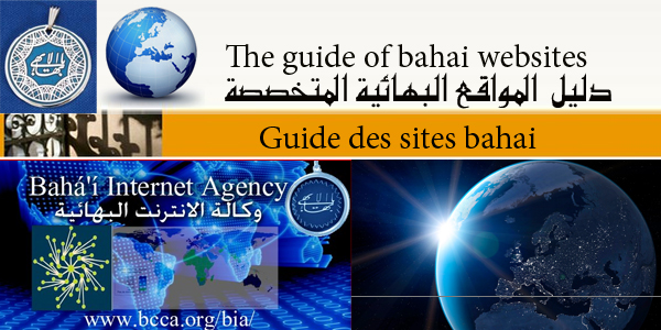 guide bahai websites