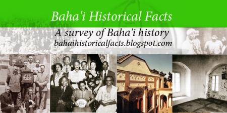 blog bahai historical facts