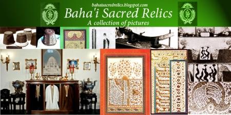 blog baha'i relics