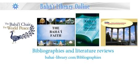 site baha'i bibliographies