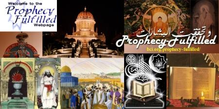 site bahai profecies
