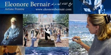 blog artist Eleonore Bernair