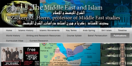 blog islam and meadle east