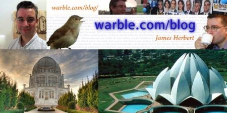 blog James herbert