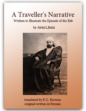 book a traveller's narrative