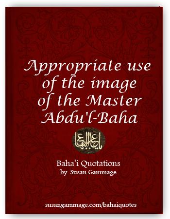 book abdul baha image