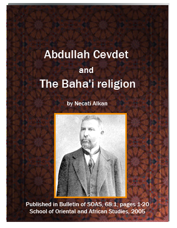 book abdulah cevdat and baha'i