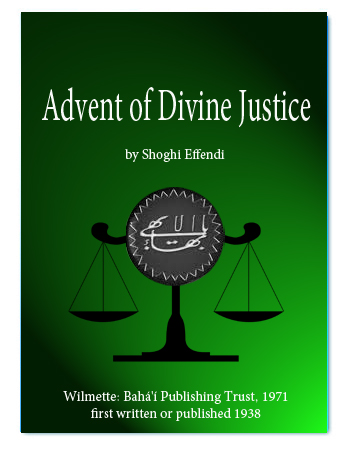 book advent divine justice