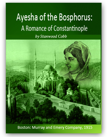 book ayesha of Bosphorus