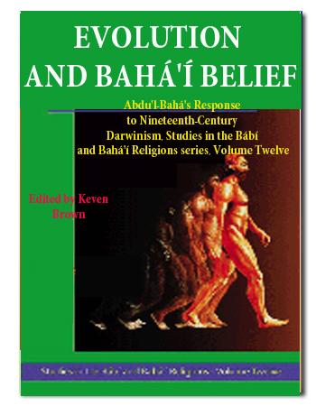 book bahai and darwinism