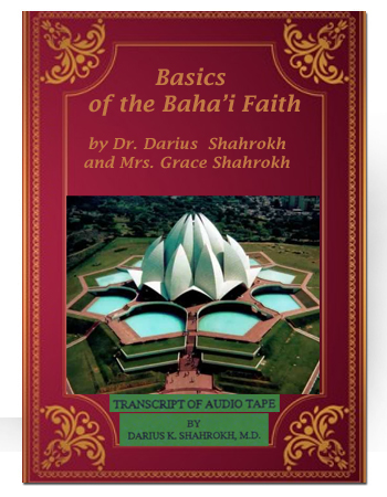 book baha'i basics by dariush