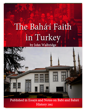book baha'i faith turkey