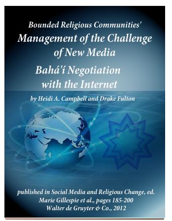 book bahai internet