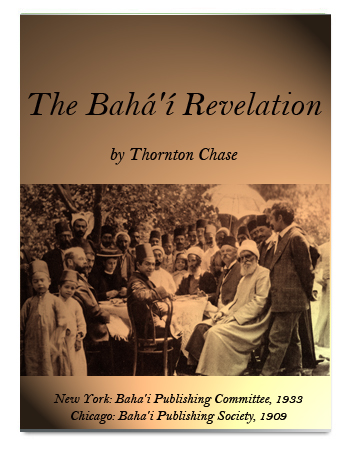 book bahai revelation