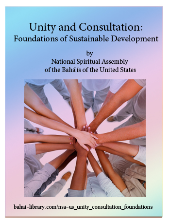 book bahai unity and consultation