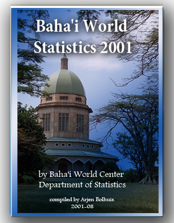 book bahai world statistics