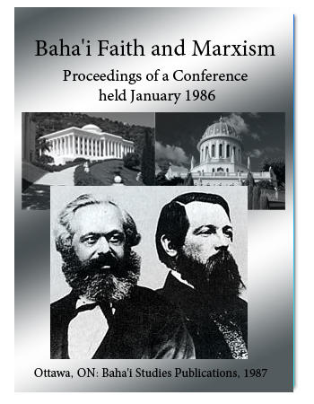 book bahaifaith and marxism