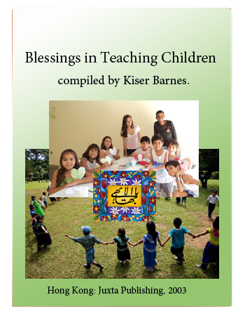 book blessings teaching