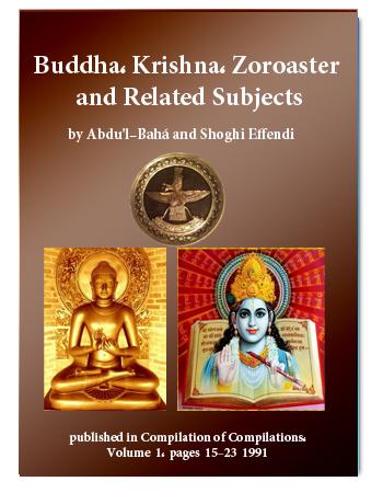 book buddha krishna zoroaster