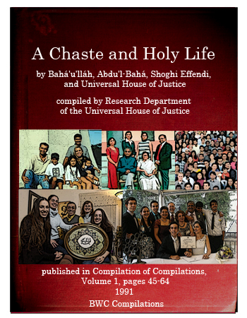 book chaste and holy life