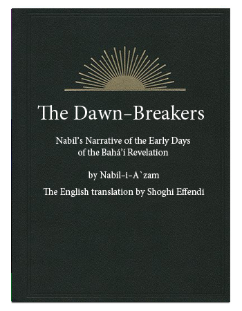 book dawn breakers