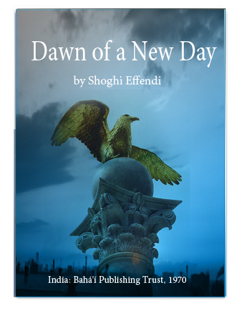 book dawn of new day