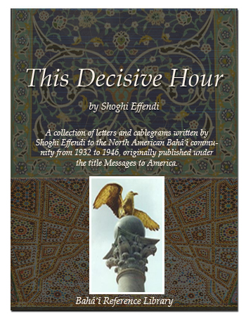 book decisive hour eng