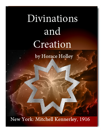 book divinations and creation