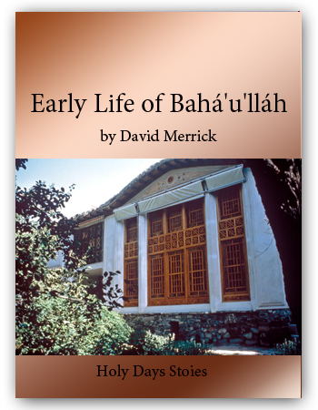 book early life of baha'ulah