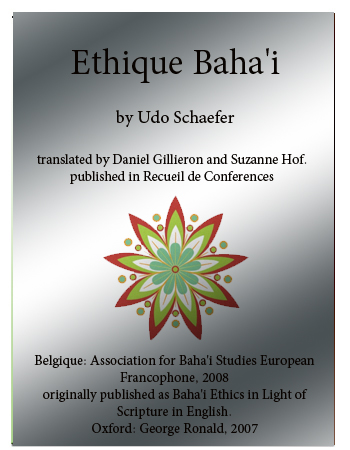 book ethique bahai
