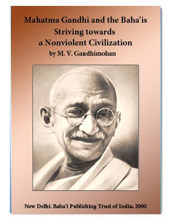 book ghandi bahai