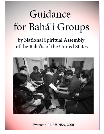 book guidance for bahai groups