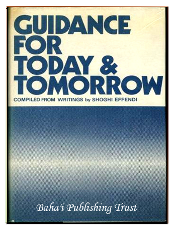 book guidance for today