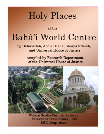 book holy places