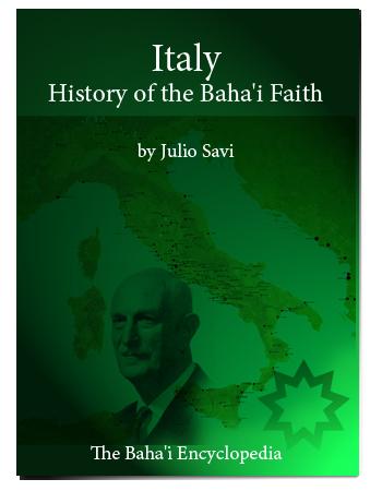 book Italy bahai history