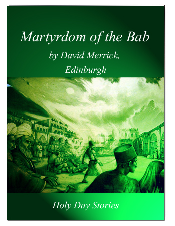 book martyrdom of the bab