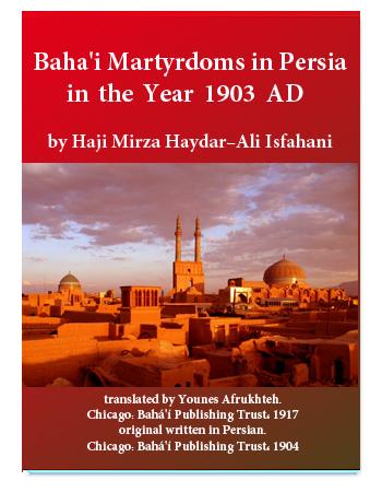 book martyrdoms 1903