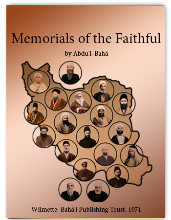 book memorials of faithful