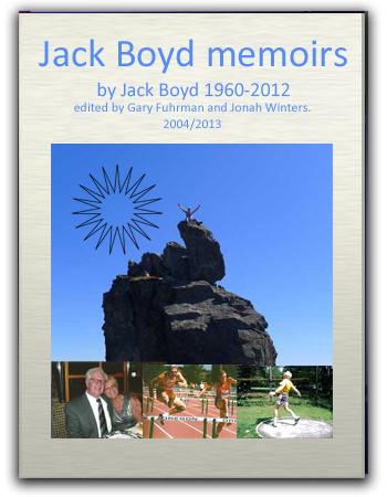 book memories jack boyd
