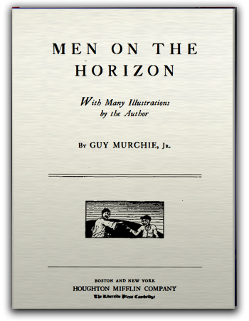 book men on the horizon