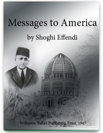 book MESSAGES TO AMERICA