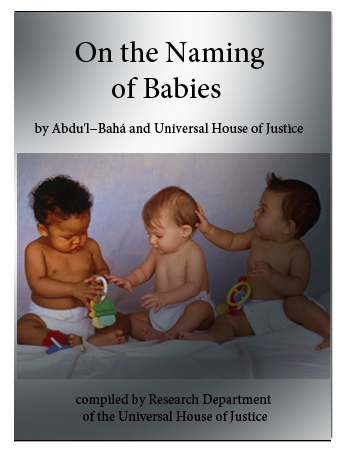 book naming babies