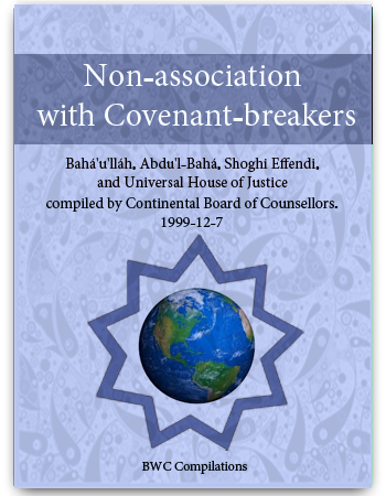 book non asociation with covenant breakers