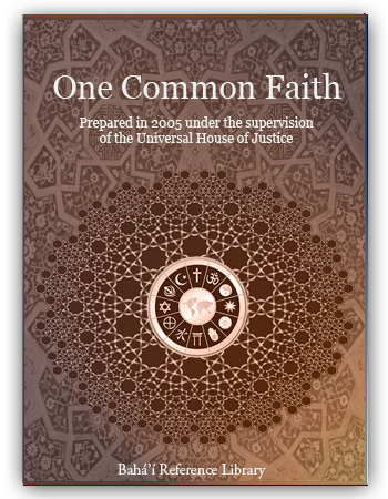 book one common faith