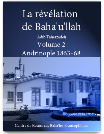 book révélation baha v2