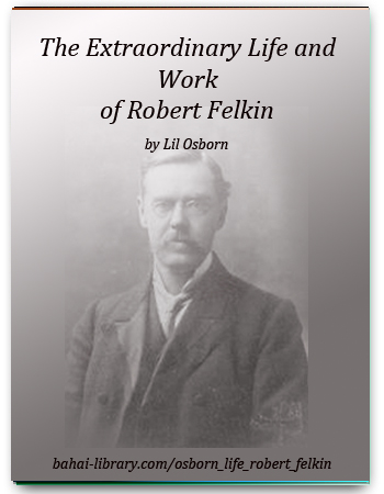 book Robert Felkin