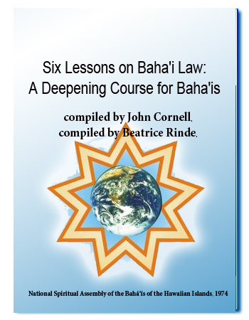 book six lesson abaut bahai faith