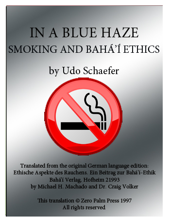 book smoking bahai