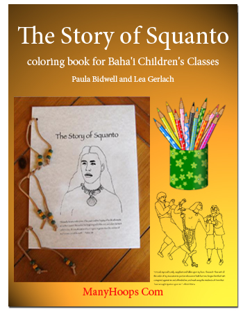 book Story of Squanto