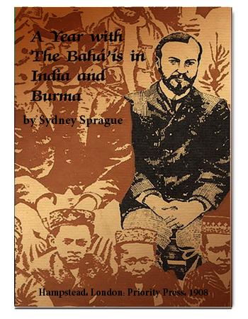book sydney sprague burma1908